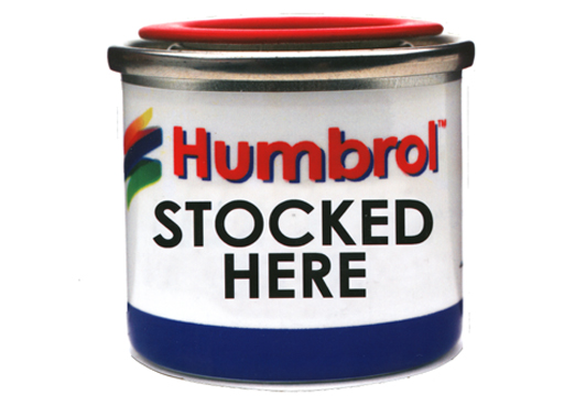 Humbrol paints & thinners